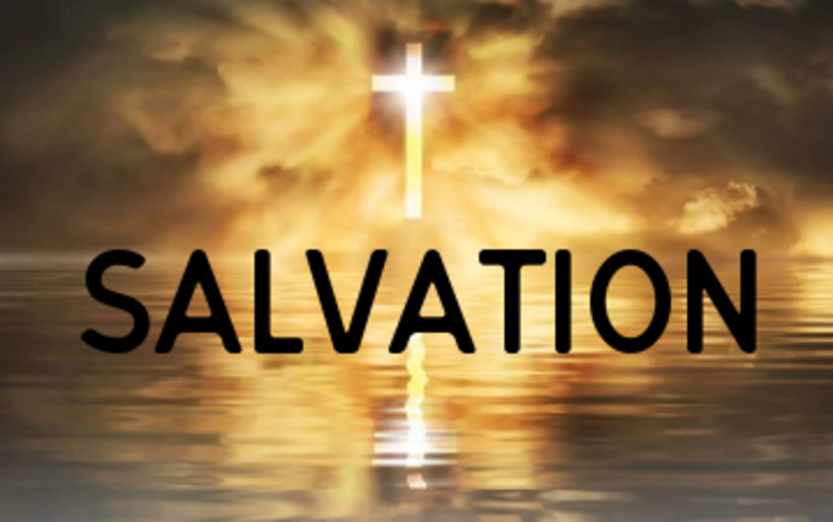 Poem: Salvation