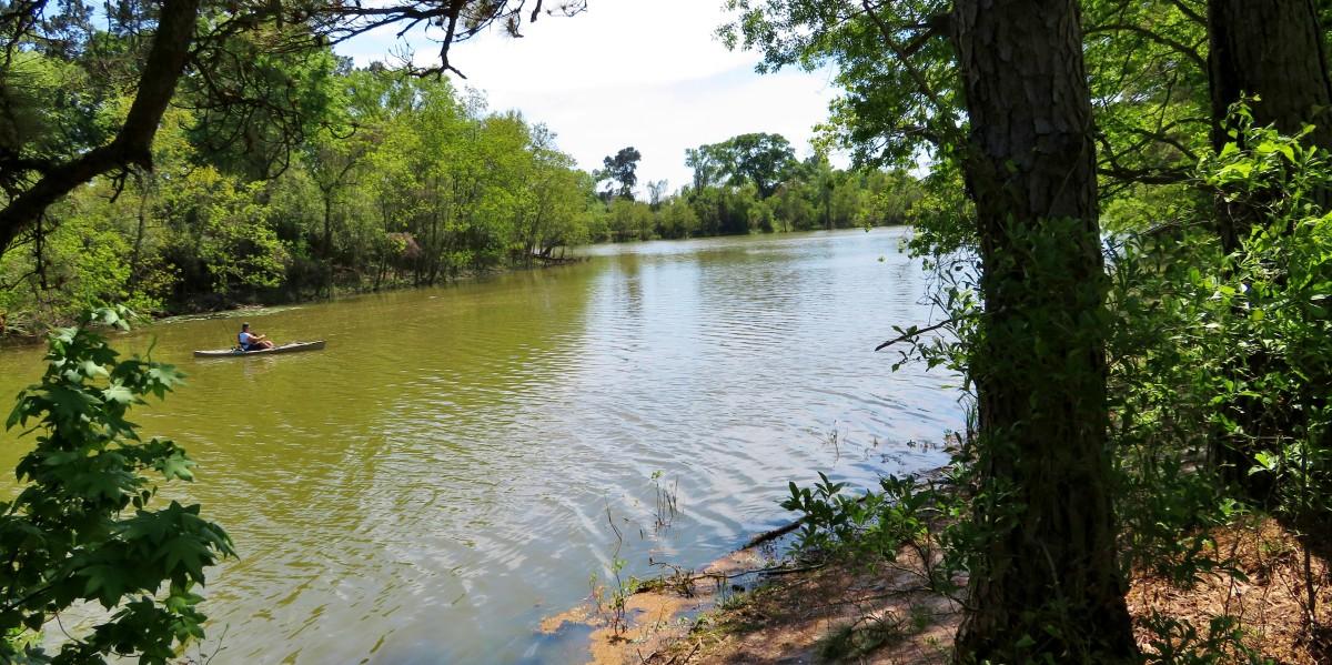 Kickerillo-Mischer Preserve in Houston