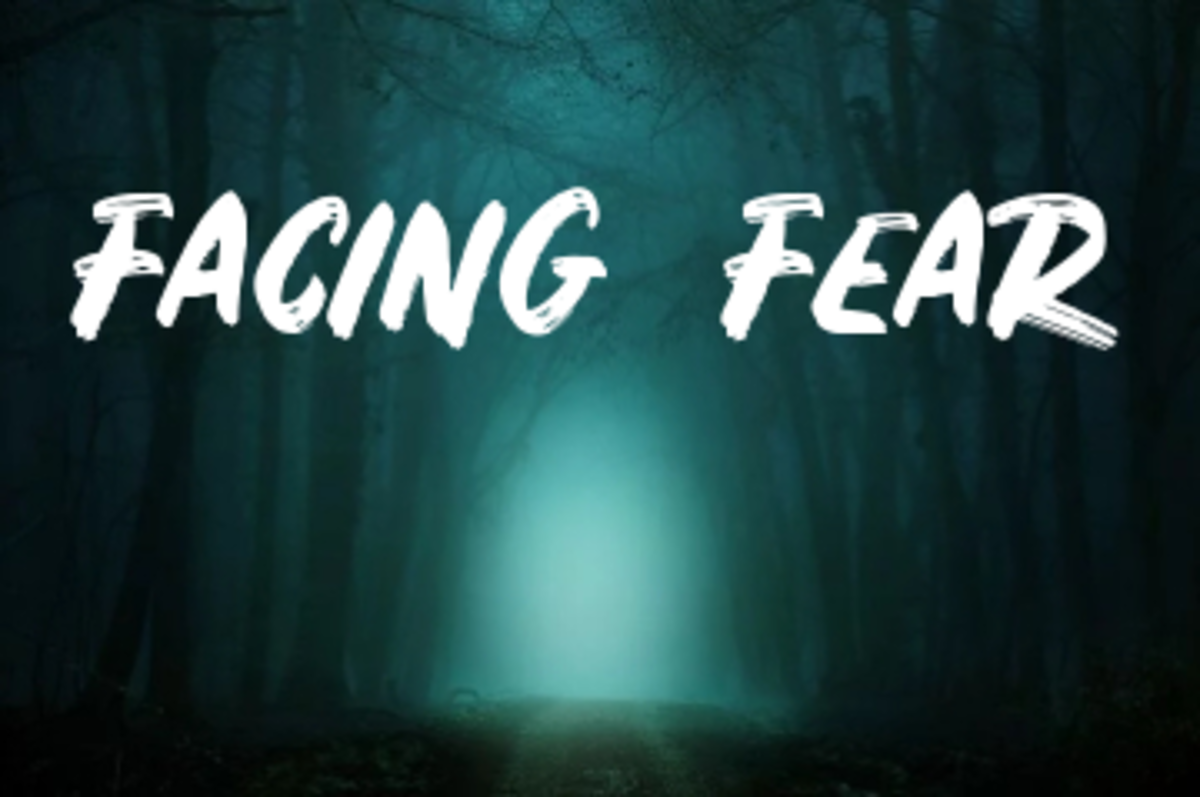 Poem: Facing Fear