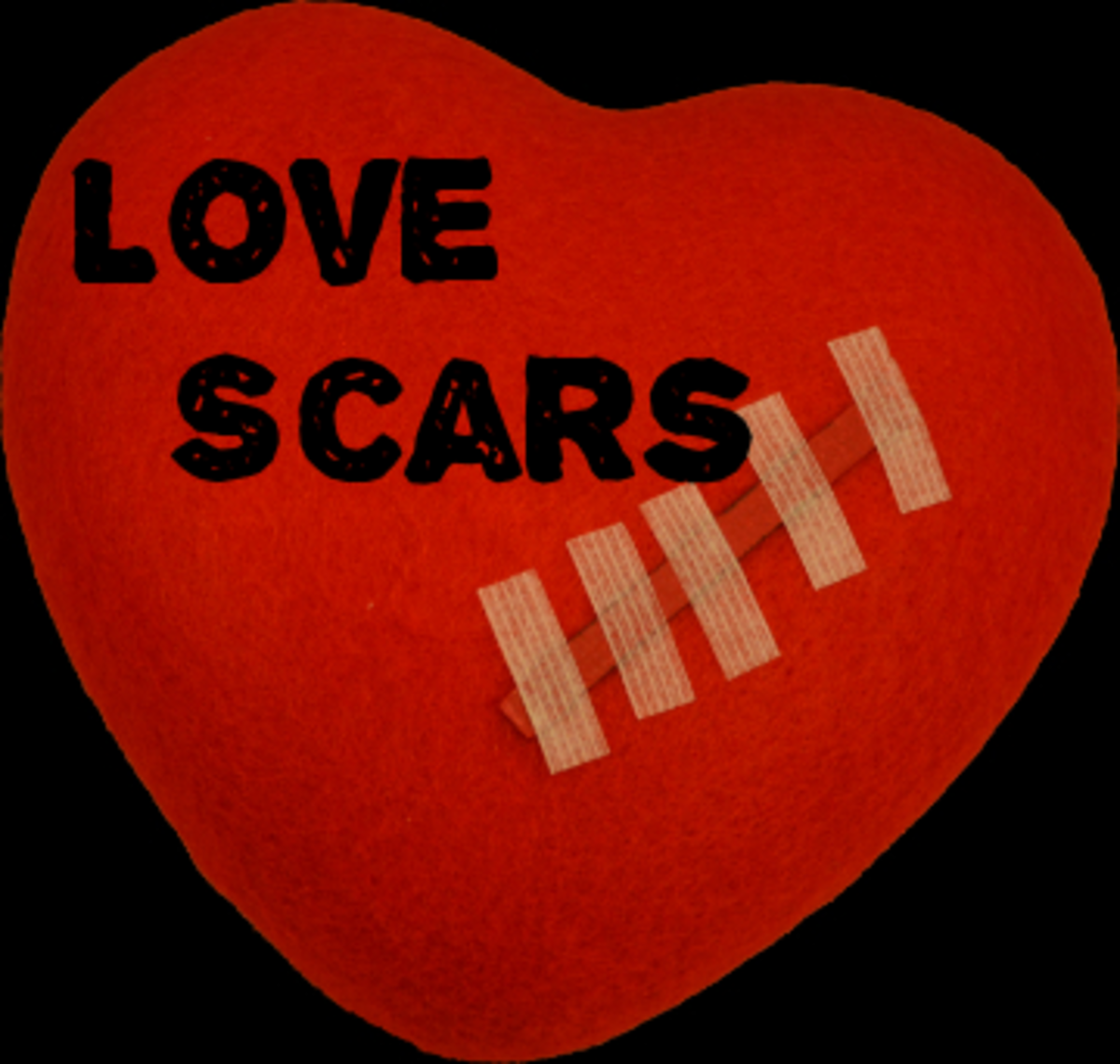 Poem: Love Scars