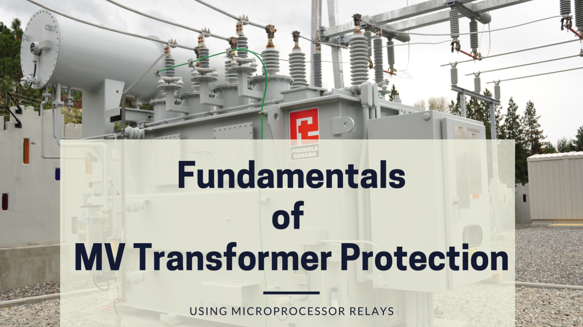 Fundamentals of MV Transformer Protection Using Relays