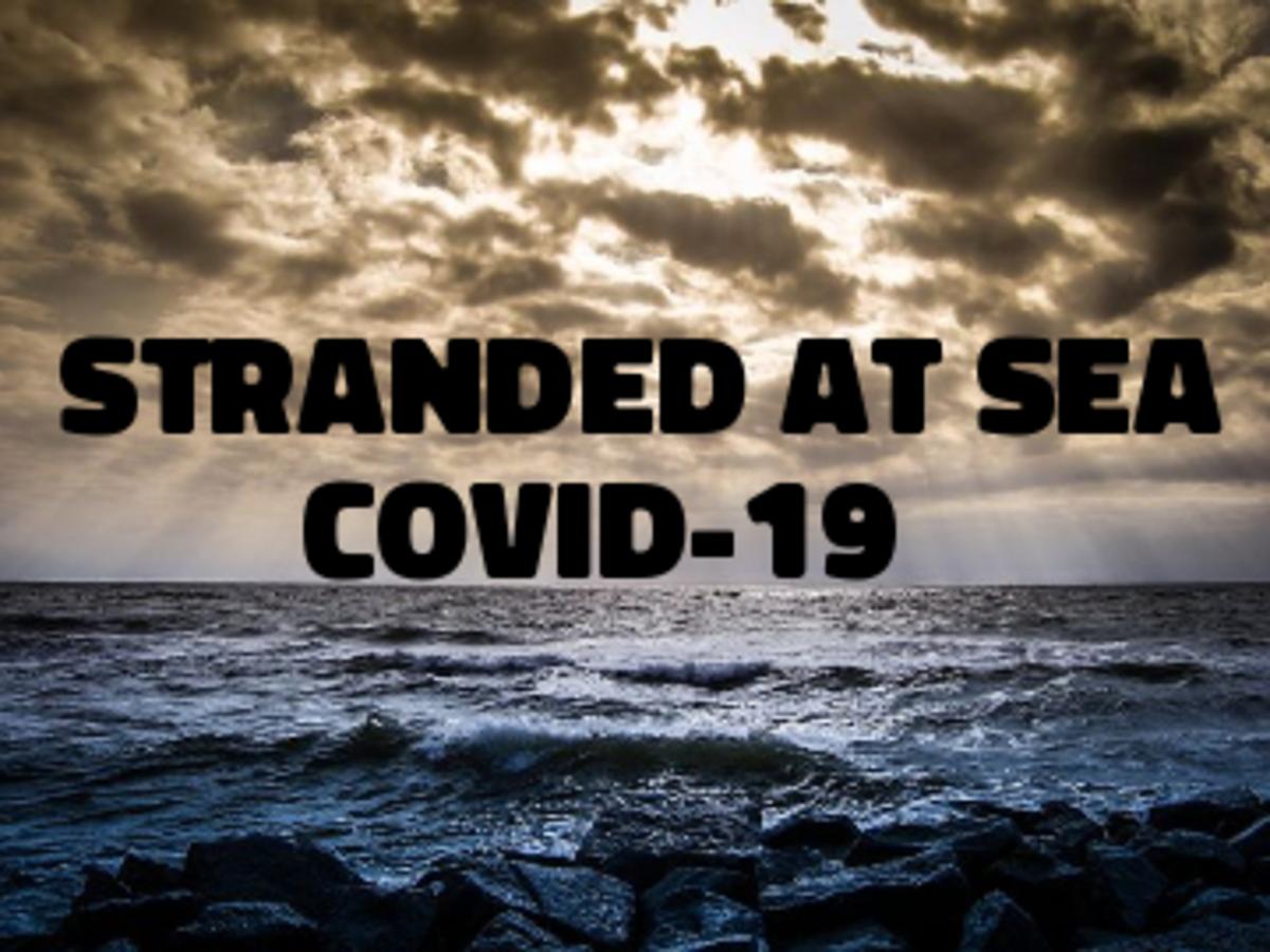 Poem: Stranded at Sea Covid-19