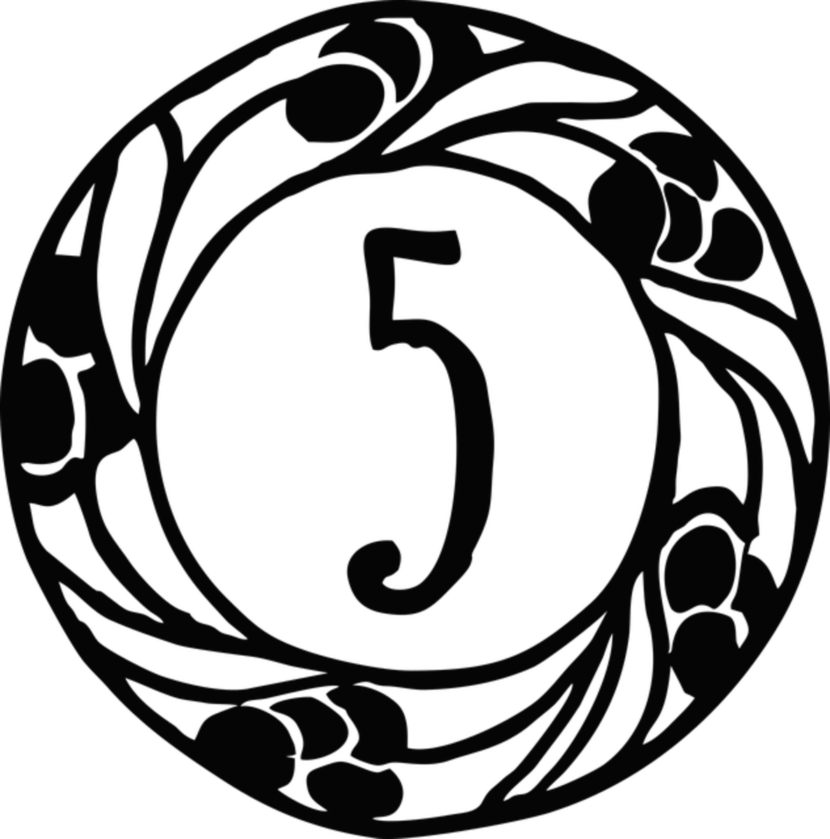 The Number Five in Numerology: The Free Spirit