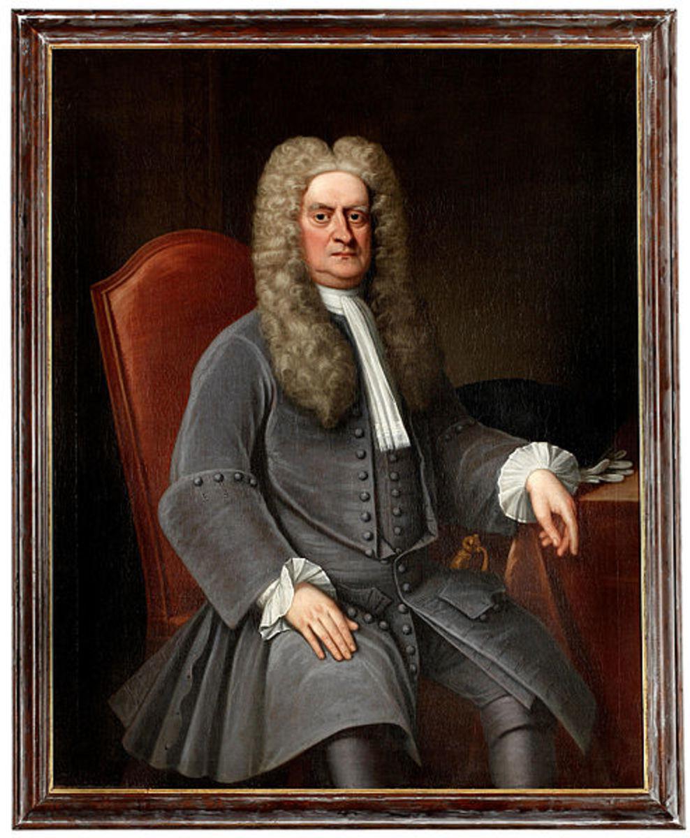 Isaac Newton (1642 - 1726)