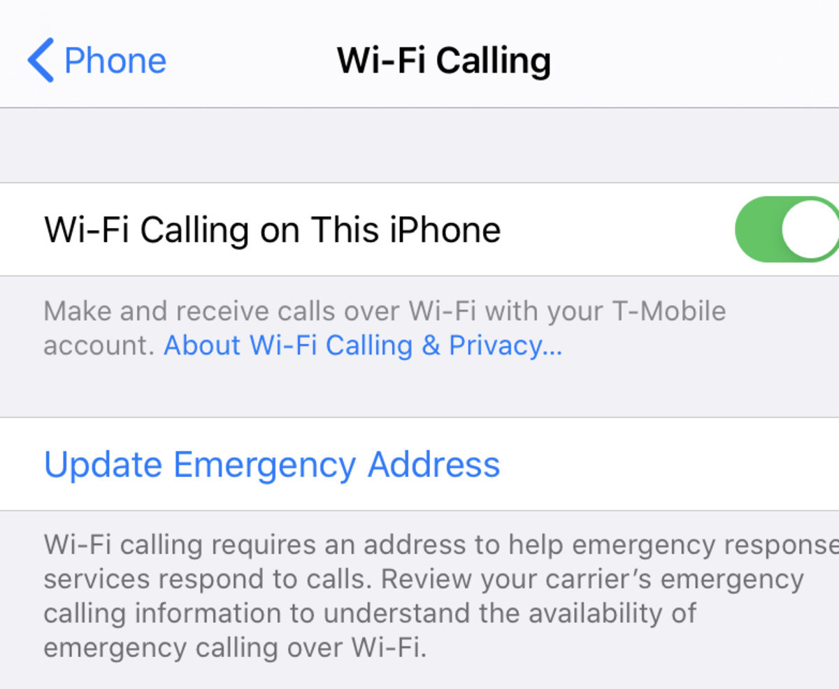 A Few iPhone Settings You Should Know