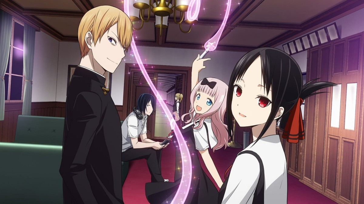 5 Anime Like 'Kaguya-sama: Love Is War'