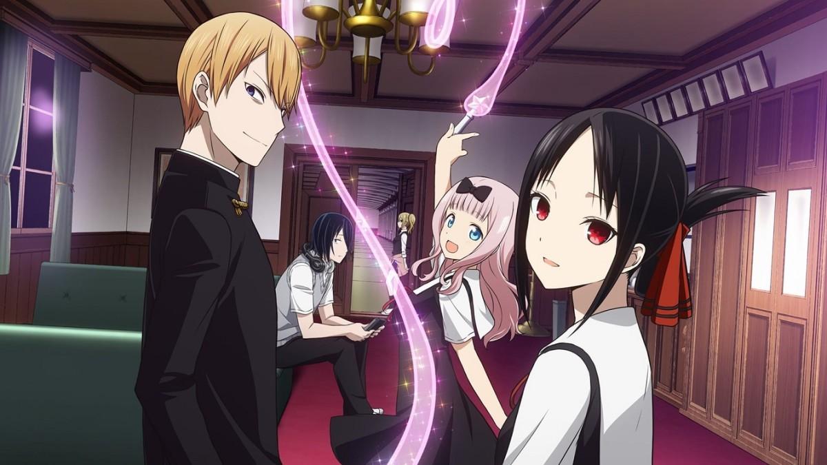 5 Anime Like 'Kaguya-sama: Love Is War'