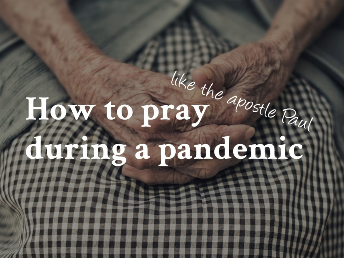 Pray in a Pandemic
