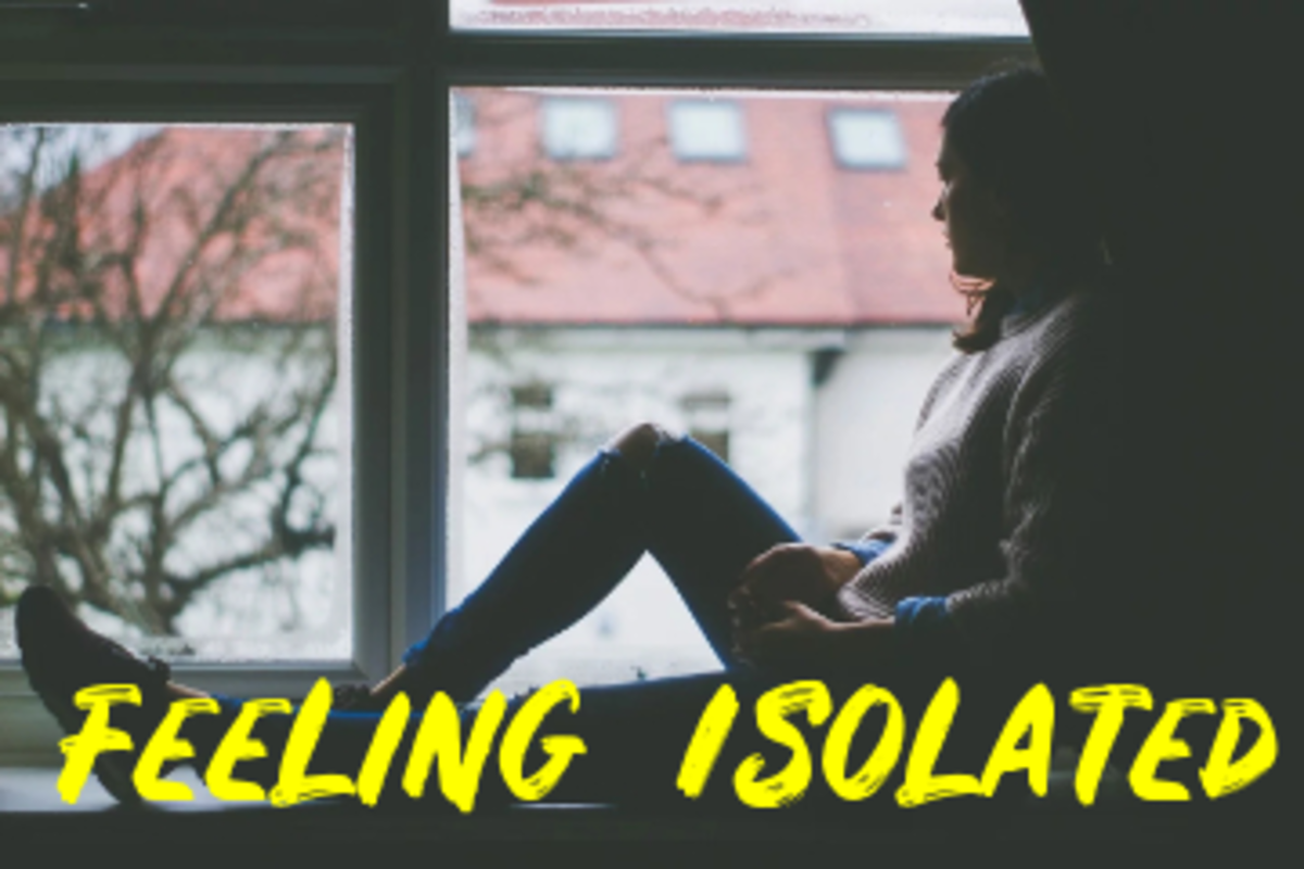 Poem: Feeling Isolated