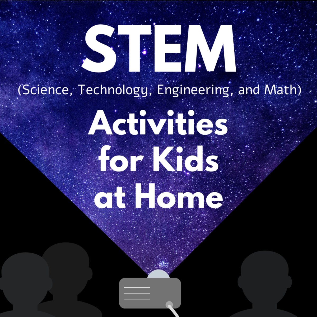 Get ideas for 6 STEM/STEAM activities you can do with your kids at home.