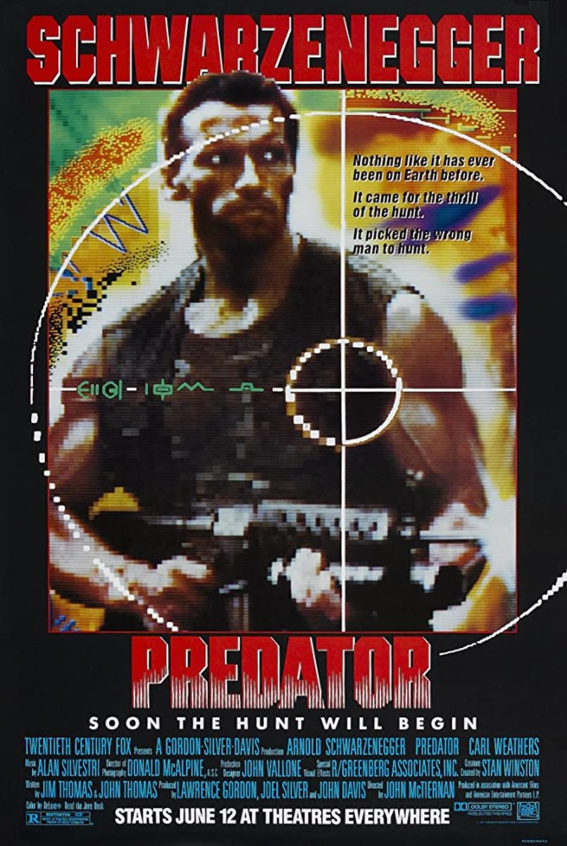'Predator' (1987) A Thrill of the Hunt Movie Review