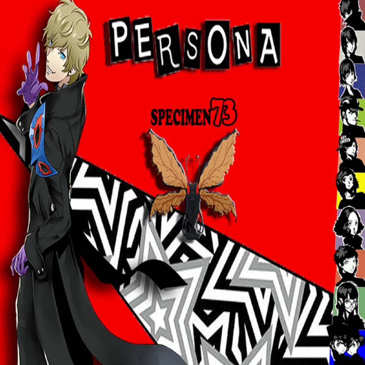 """Synth Album Review: """"Persona"""" by Specimen 73"""