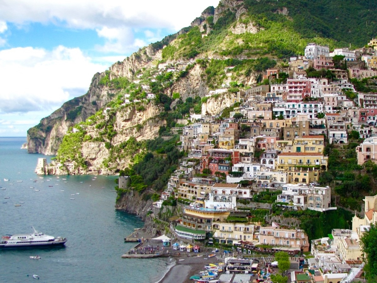 Stunning Positano: Jewel of the Amalfi Coast