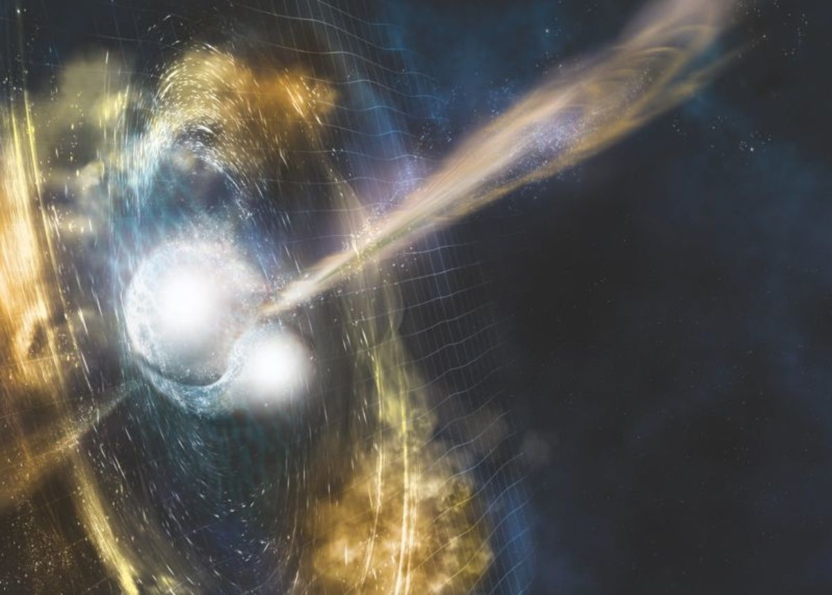 What Is a Neutron Star Collision?