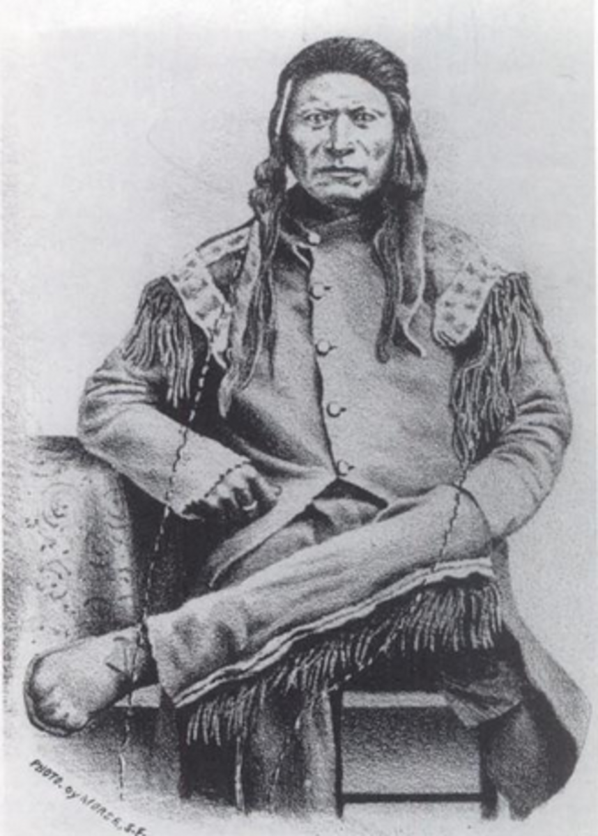 Jimmy Evans Part Six, Conclusion: Paiute Chief Numaga