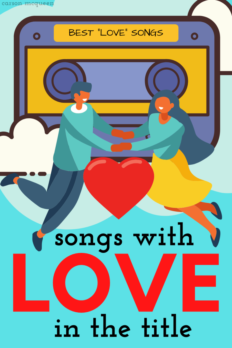150+ Songs With Love in the Title