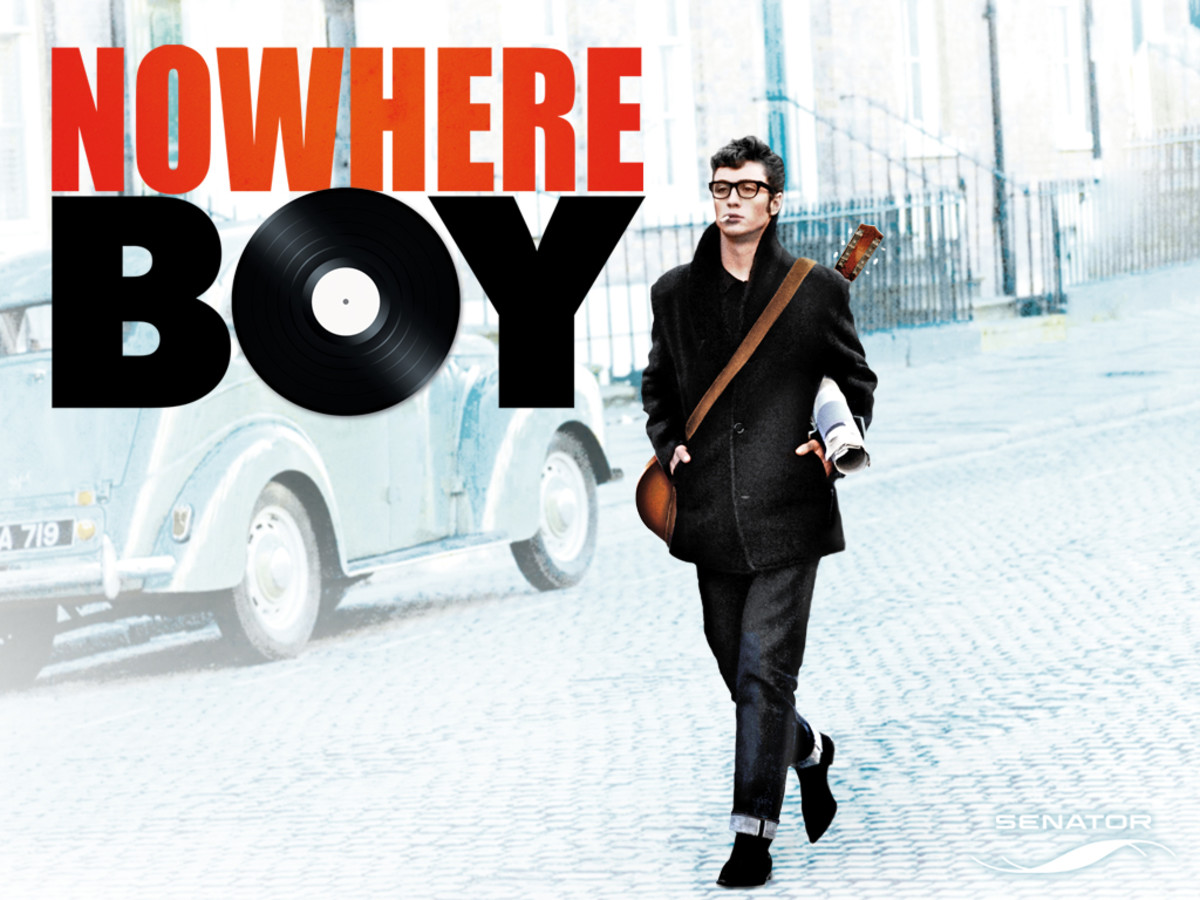 "Movie Review: ""Nowhere Boy"""