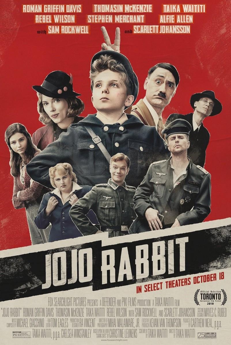 "Movie Review: ""Jojo Rabbit"""