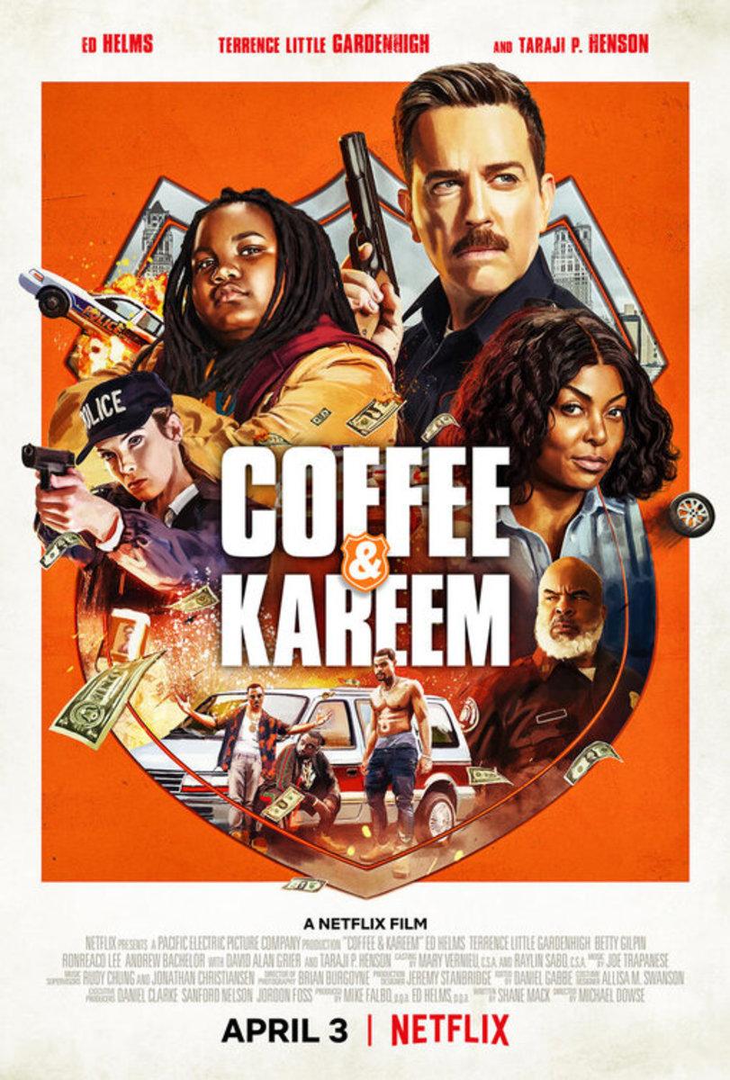 """Movie Review: """"Coffee & Kareem"""""""