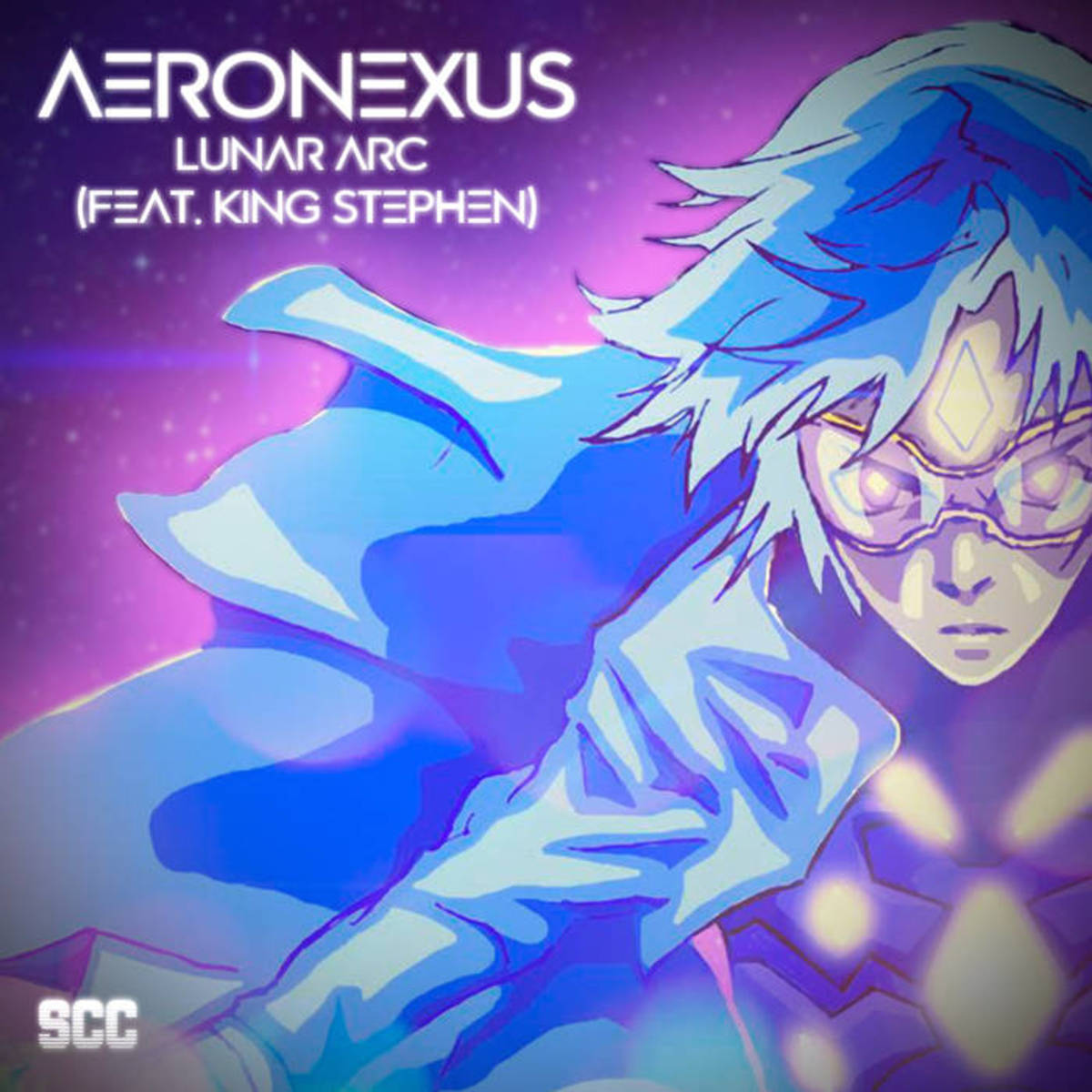 """Synthwave Single Review: """"Lunar Arc"""" by Aeronexus and King Stephen"""