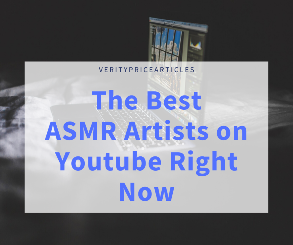 The Best ASMR Artists on Youtube Right Now