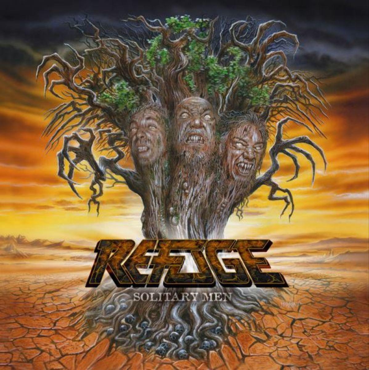 "Refuge, ""Solitary Men"" album cover"