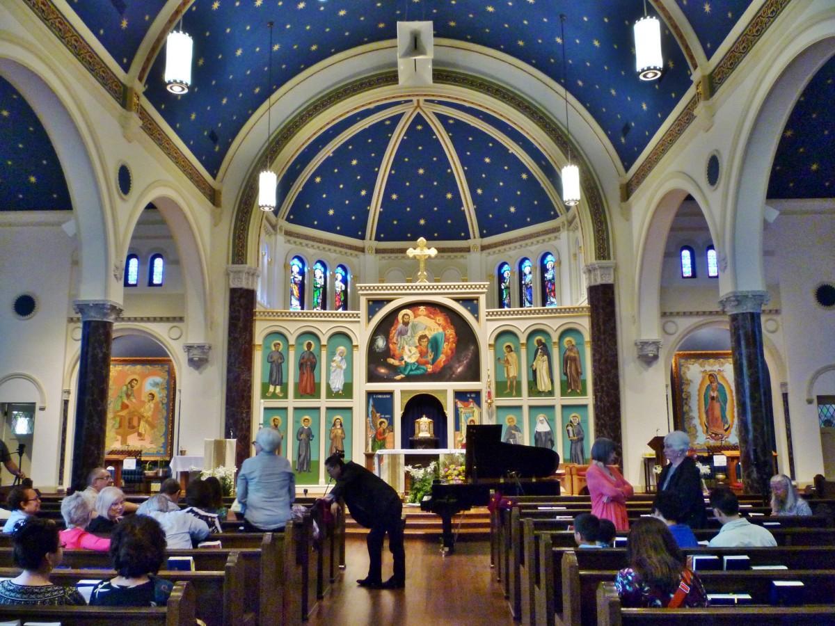 Bravura Concert Series at All Saints Catholic Church in Houston