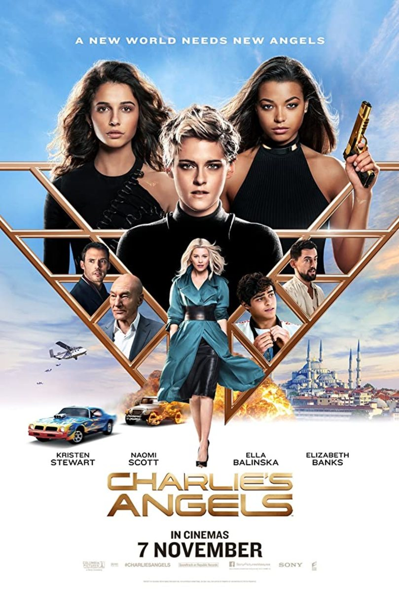 'Charlie's Angels' (2019) A Girl-Power Movie Review