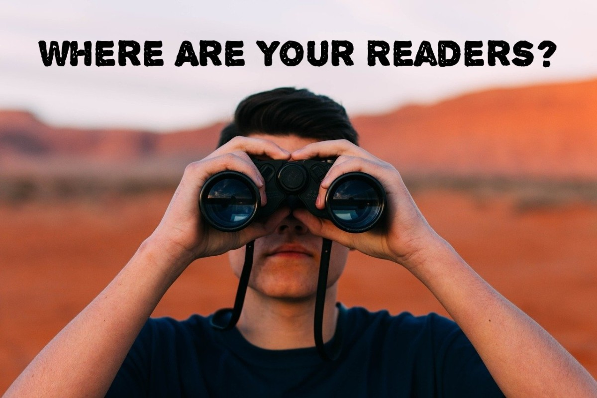 Make Money Online with HubPages: Who Reads Your Articles, and How Do They Find You?