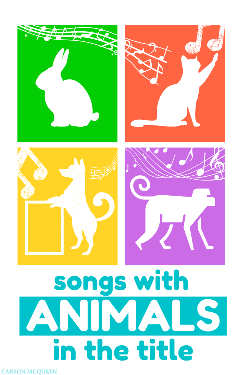 100+ Songs with Animals in the Title You Should Listen To