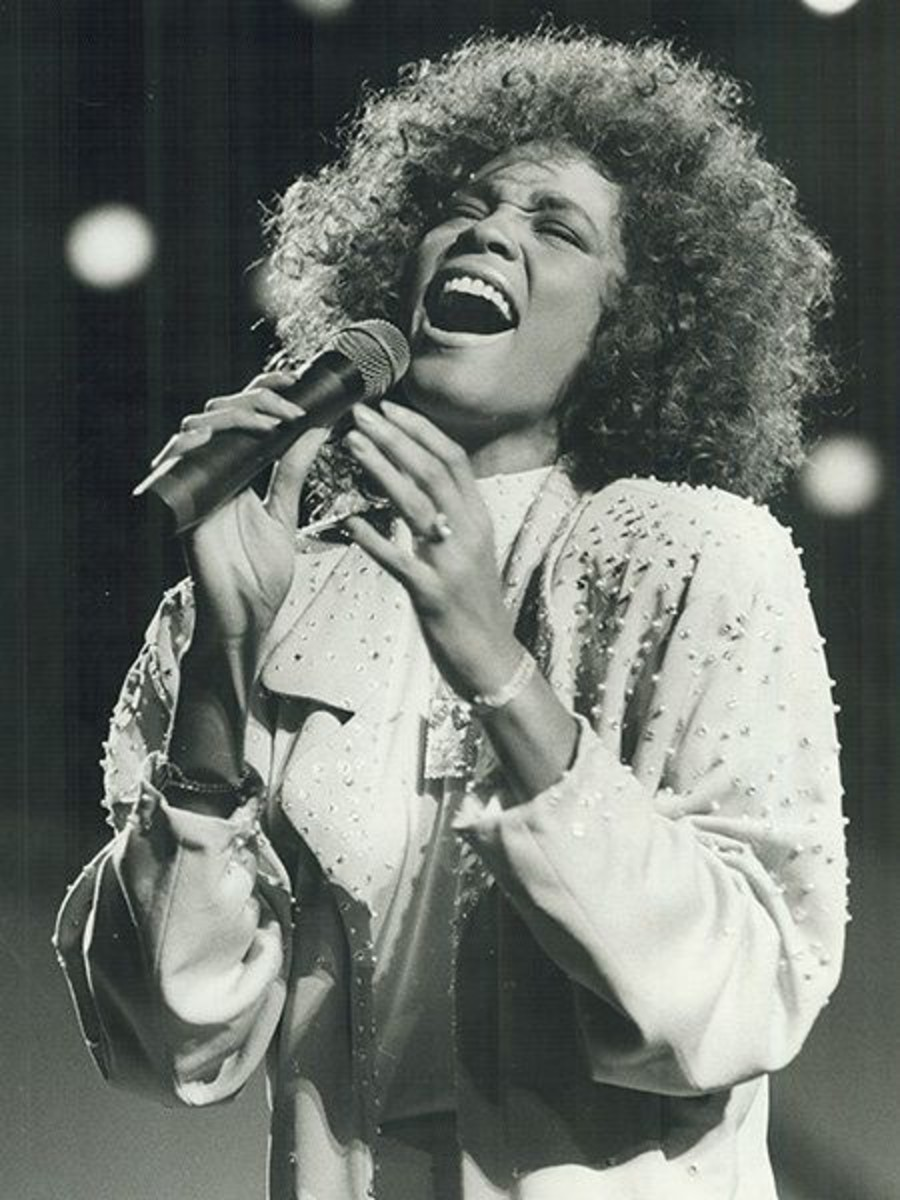 The Woman I Want to Be (1): Whitney Houston