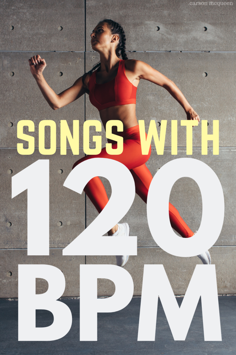Songs With 120 Bpm: Must-Haves in Your Running and Workout Playlist
