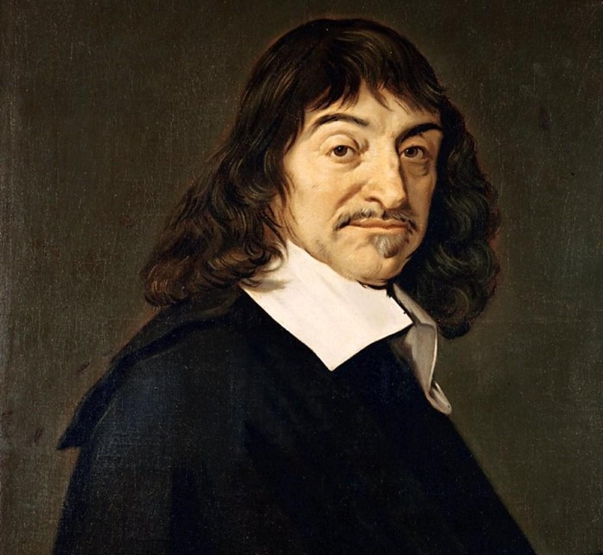Rene Descartes, Portrait ca.1649-1700