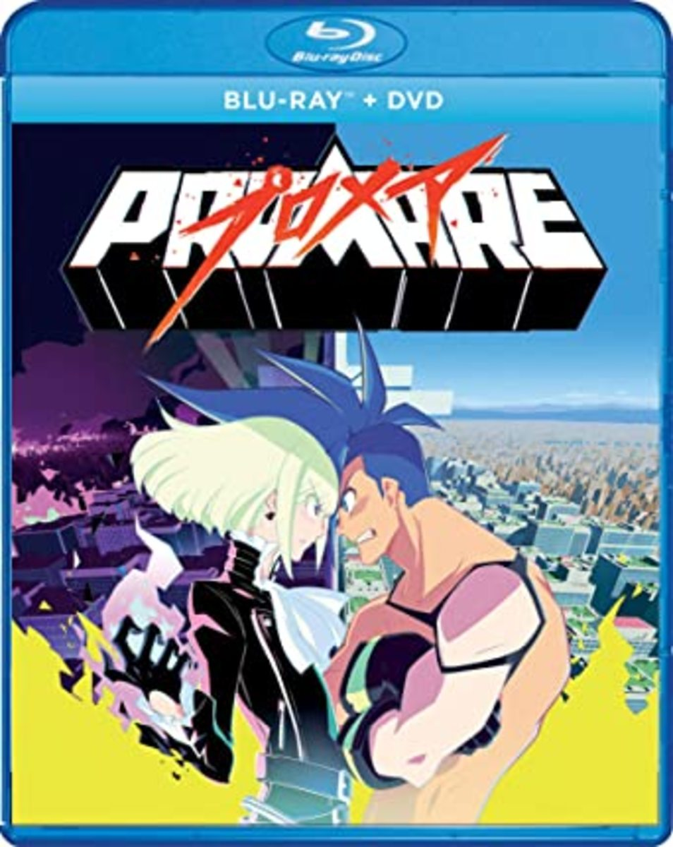 """Promare"" Movie Review"