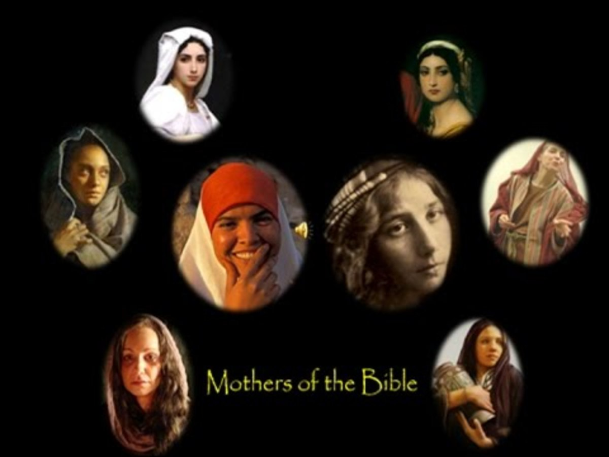 5 Important Mothers in the Bible