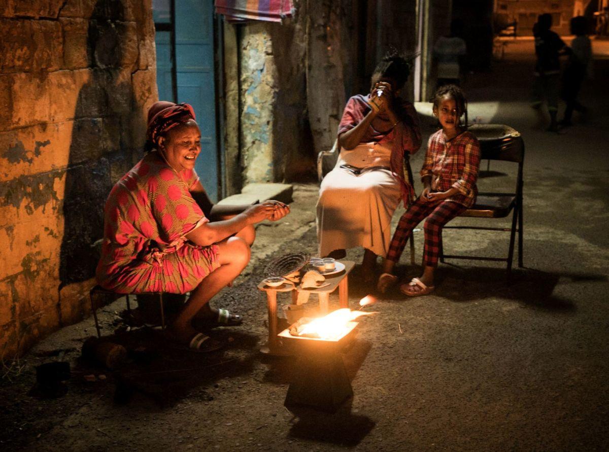 Night Life - Women of Eritrea