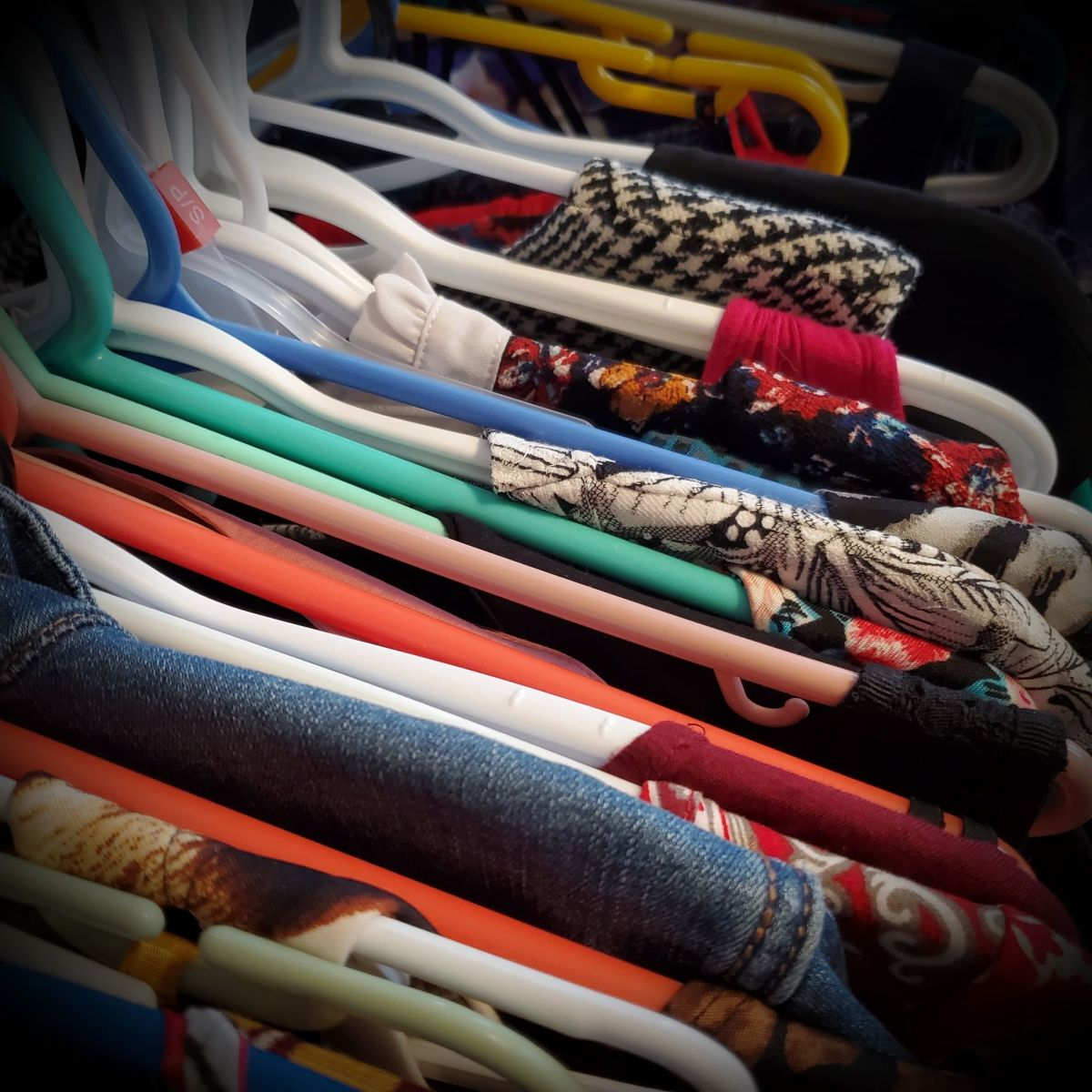 A Novice's Experience Purchasing a Pallet of Clothing