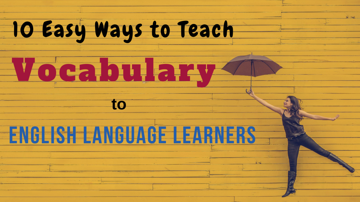 10 Strategies to Teach Vocabulary to English Language Learners