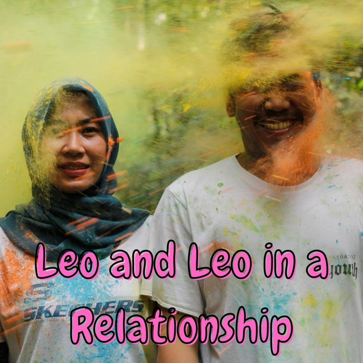 Leo and Leo make for a bright and passionate relationship.