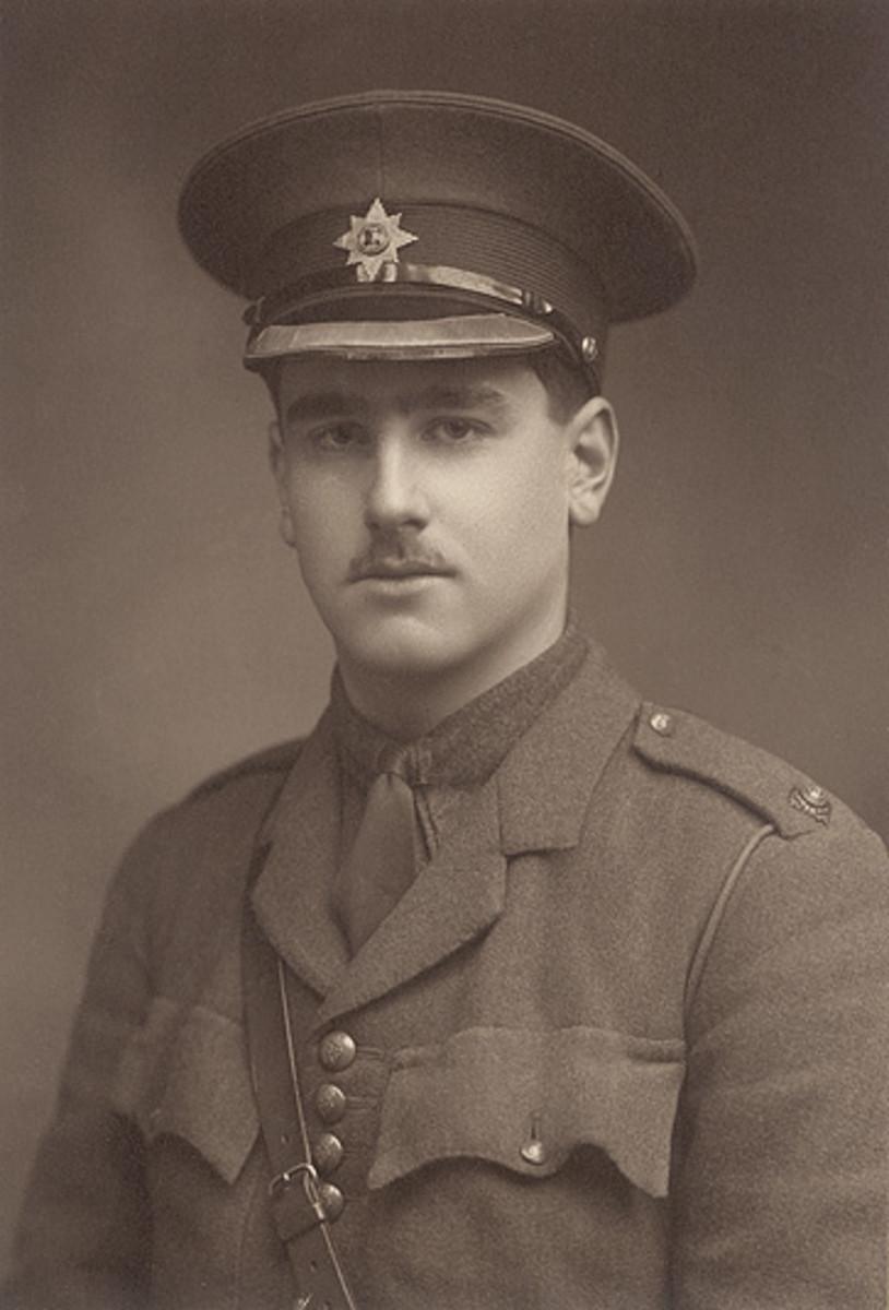 Rudyard Kipling's Son Killed in Action