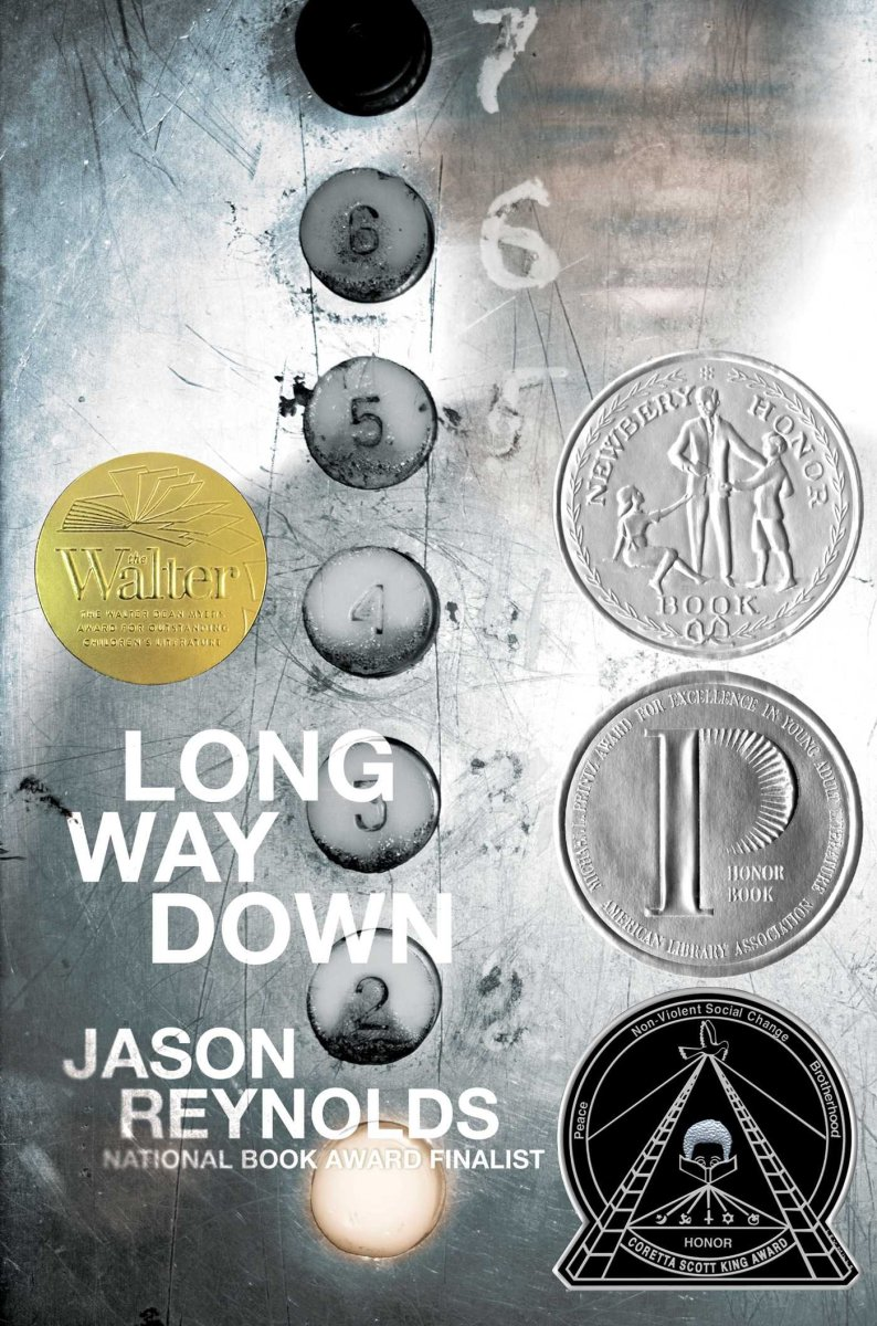 """Long Way Down"" by Jason Reynolds: YA Book Review"