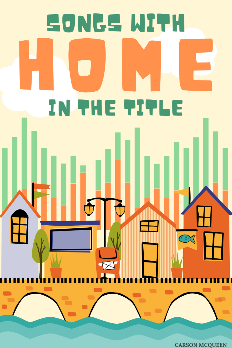 100+ Songs With Home in the Title