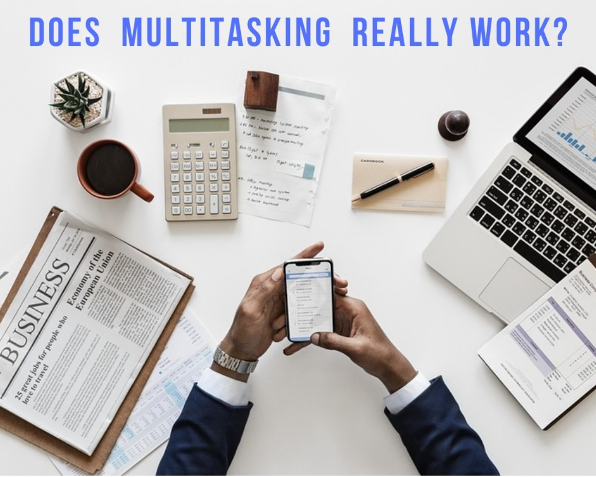 Does Multitasking Really Work? 7 Research-Based Facts