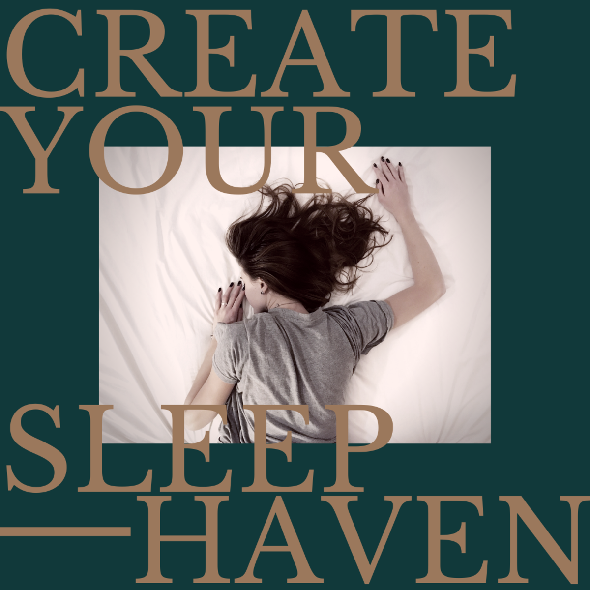 How I Made My Bedroom a Sleep Haven