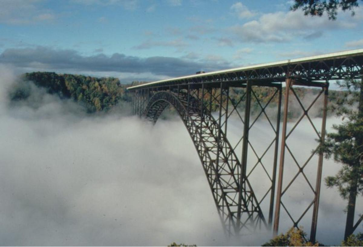 New River Gorge Bridge Photo from National Park Service