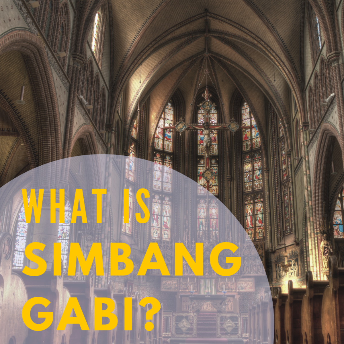 Simbang Gabi: A Brief Explanation of the Filipino Christmas Tradition
