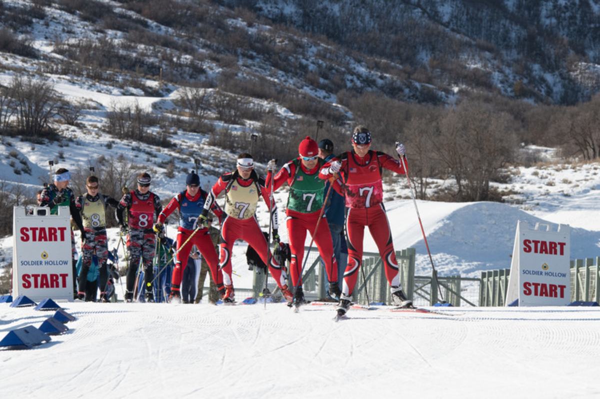 Utah Guard Hosts 2020 Chief National Guard Bureau Biathlon