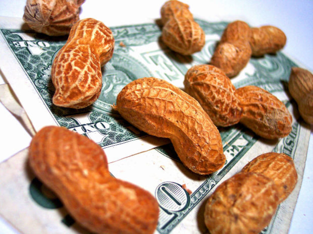 Negotiate so that you arrive at a salary worthy of your skills and attractive to your employer, but don't settle for peanuts!