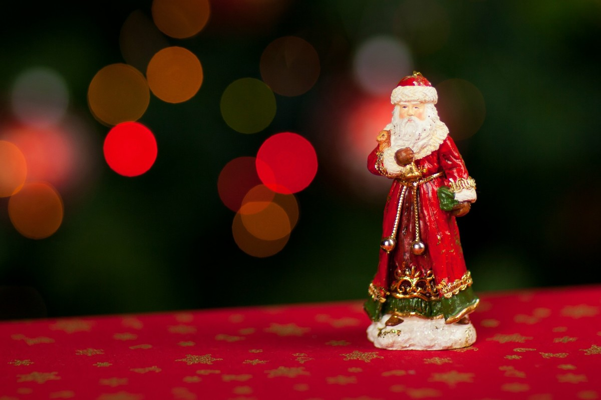 Discover one of the legends surrounding St. Nicholas, the historical figure who inspired the idea of Santa Claus.