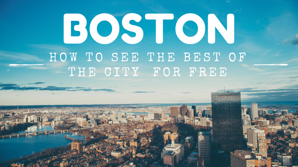 21 free things to do in Boston – Lonely Planet